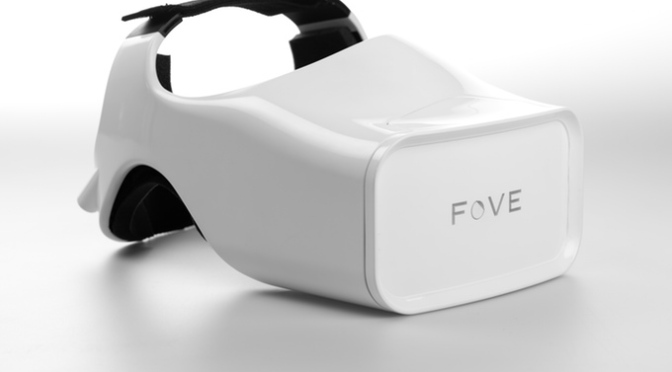 FOVE – The World's First Eye Tracking Virtual Reality Headset