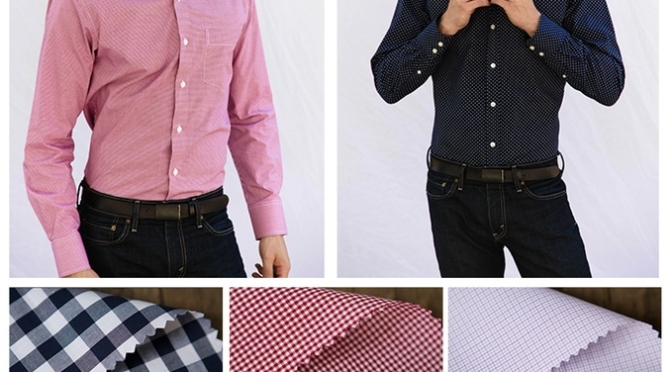Woodies – Perfect Fitting Shirts with 3D Measuring