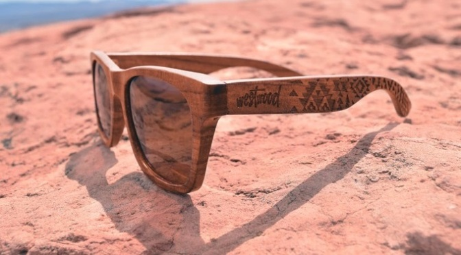 The Tribal Collection | Wooden Polarized Shades