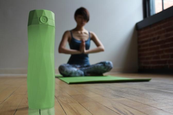 Hidrate – Smart Water Bottle