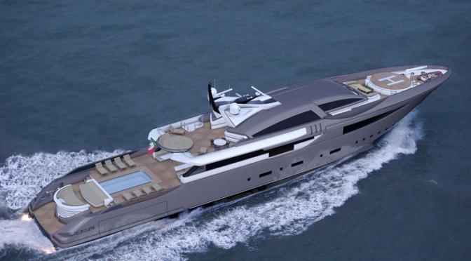 Dislopen 62m Yacht