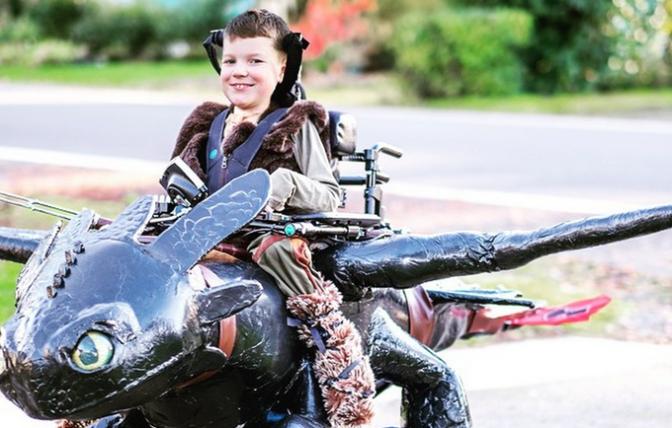 The Magic Wheelchair