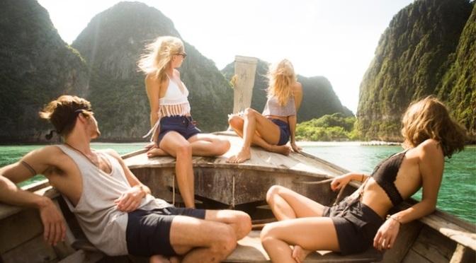 – K O H – Innovative Travel Shorts