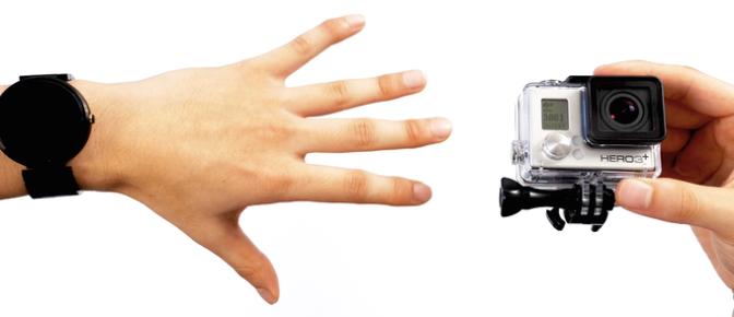 Deus Ex Aria: The Evolution Of SmartWatch Control