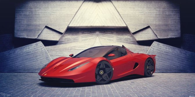 Ferrari Verus Concept