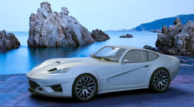 Ford GT-V Concept