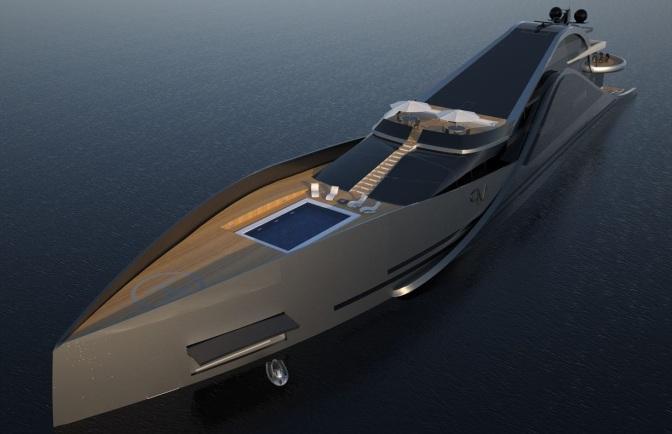 ONDE 300 Yacht