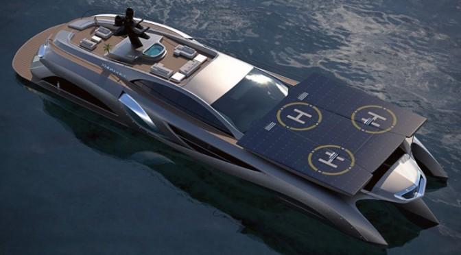 Strand Craft 166 Xhibitionist Superyacht