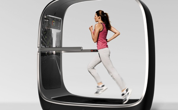 Voyager – Smart Treadmill