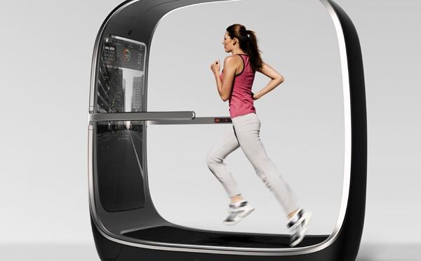Voyager – Smart Treadmill