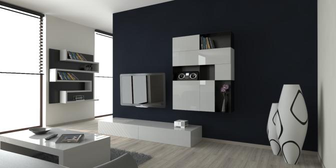 YaCUBE Magnetic Modular Furniture