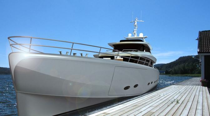 50m Sportfisherman Yacht