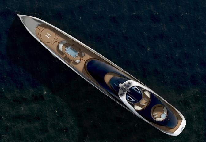 7Cs Superyacht Yacht