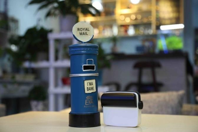 droPrinter – Smart-Phone-Printer
