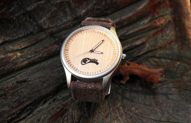 Castor Wooden Watches