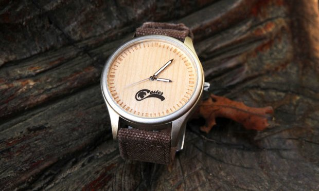 Castor Wooden Watches