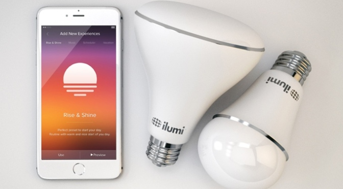 ilumi – Smartbulb With Bluetooth LE