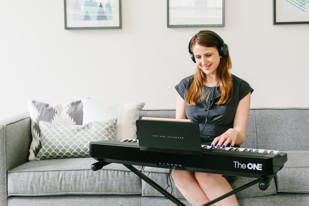The ONE Smart Piano & Light Keyboard
