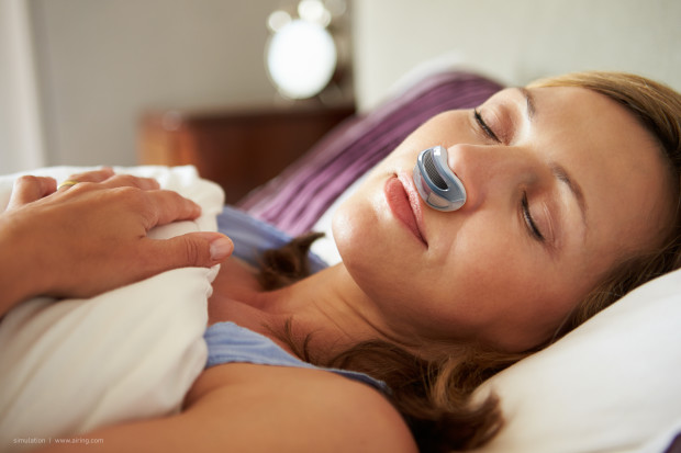 Airing – Hoseless, Maskless, Micro-CPAP