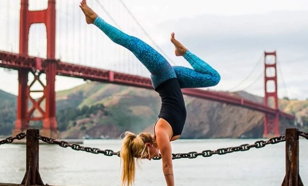 OKIINO – Surf & Yoga Leggings