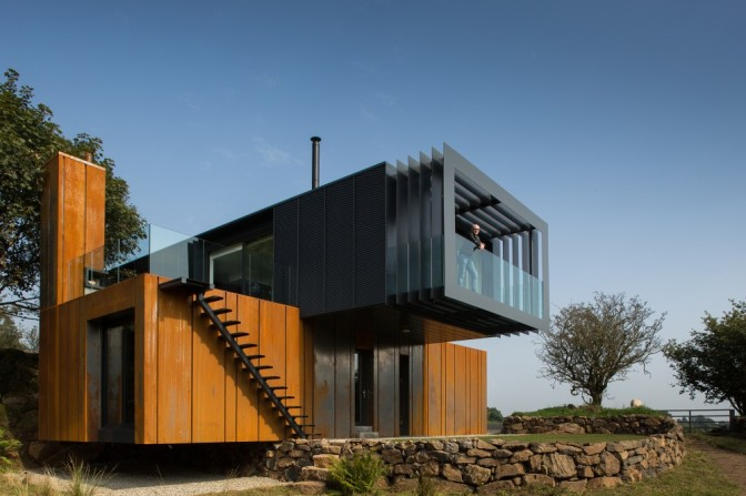 Irish Container Home