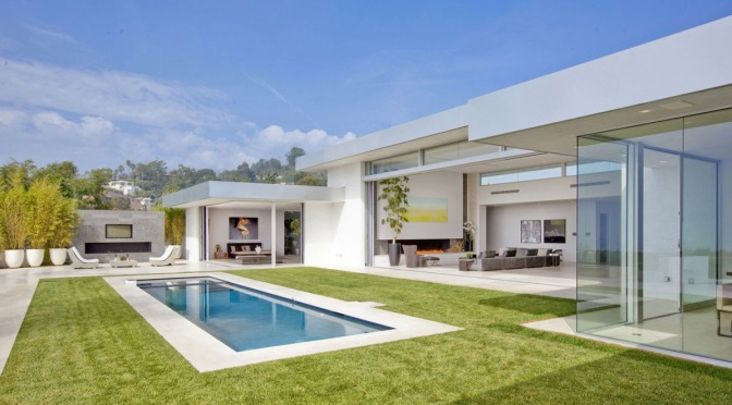Remodeled Beverly Hills Rsidence