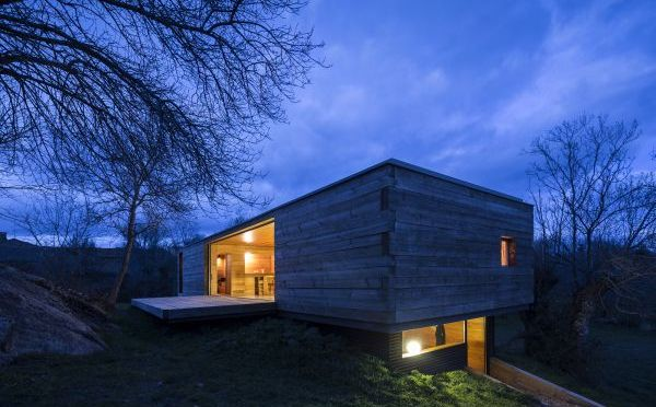 Contemporary Meadow Refuge