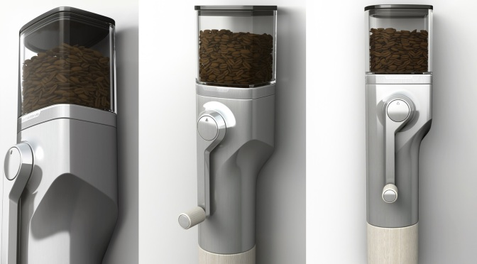 Peugeot Design Lab Coffee Grinder