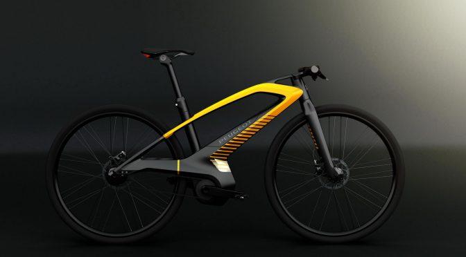 eDL132 concept bike