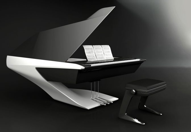 PIANO – PLEYEL & PEUGEOT DESIGN LAB