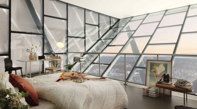 Ski Jump Tower Penthouse