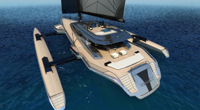 Ultraluxum CXL Yacht
