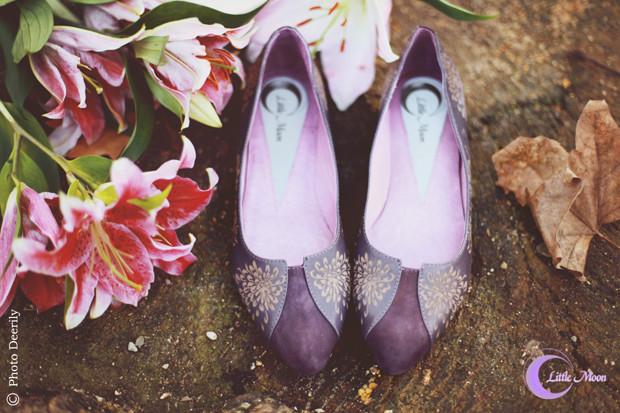 Little Moon – Luminous Feminine Shoes