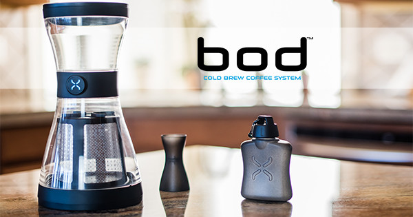 BOD – The Ultimate Cold Brew Coffee System