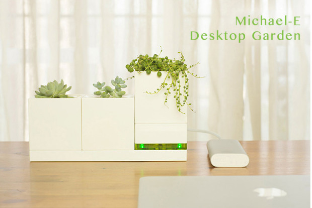 Michael-E: Eco-Friendly Desktop Charging System