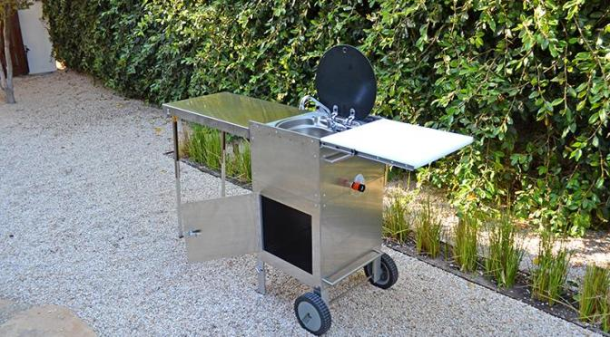 Pop Kitchen – Portable Cooking Solution
