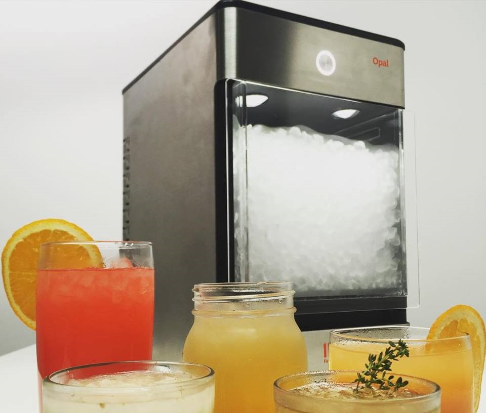 Opal Countertop Nugget Ice Maker : Opal Nugget Ice Maker Conceptcus