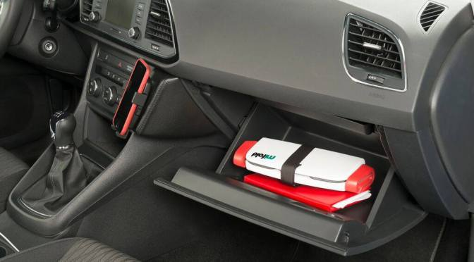 mifold – Grab-and-Go Booster seat