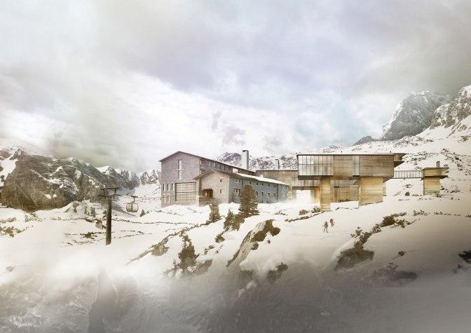 Austrian Alps Spa Hotel