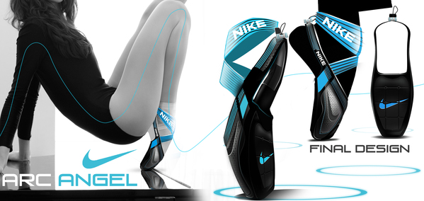 NIKE ARC ANGELS