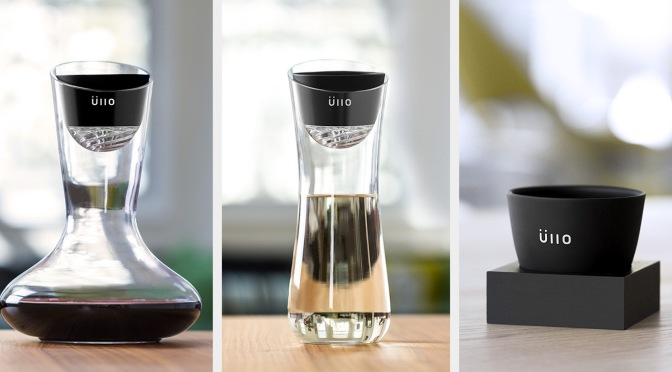 Üllo – The Wine Purifier