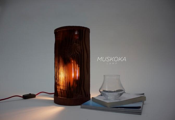 The Muskoka Lamp