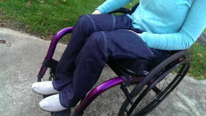 Alter UR Ego – Wheelchair Fashion