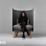 V1 lounge chair