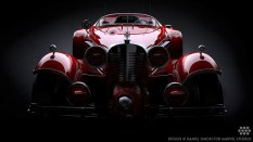 Hydra Coupe Schmidt Car Daniel Simon / Captain America. Copyright Marvel Studios