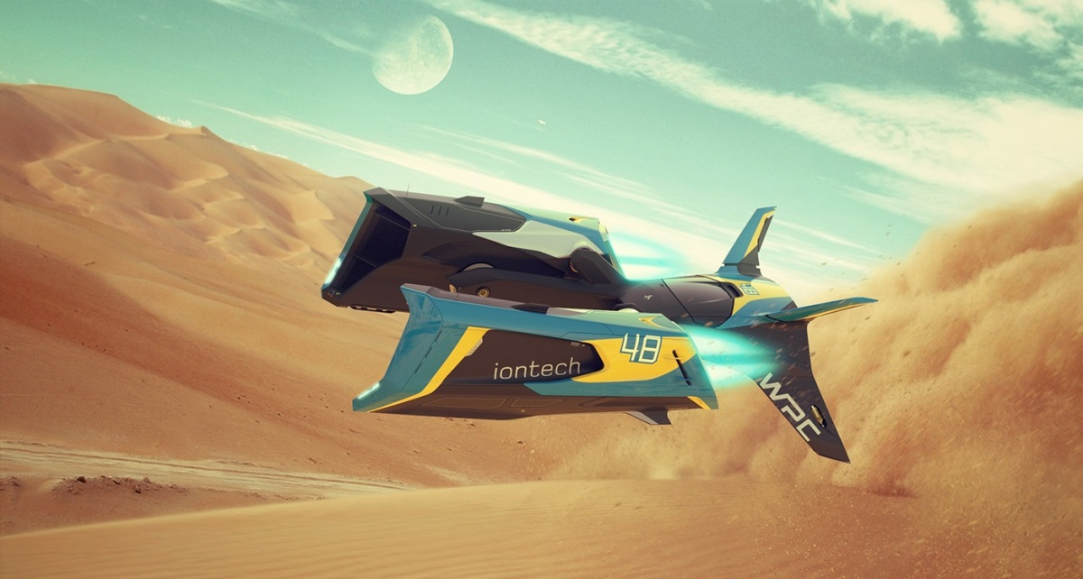 Pod Racer