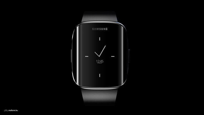 Samsung Galaxy Gear Edge