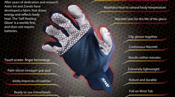 The Self Heating Gloves & Insoles