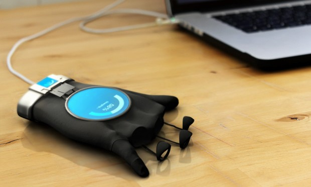 Glovdi – Wearable Smart Phone