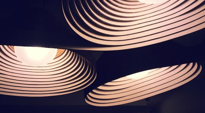 RUBANS – Cork Lamp